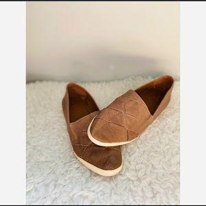 FRYE Liz Woven Slip Sneaker Women's Size 8.5